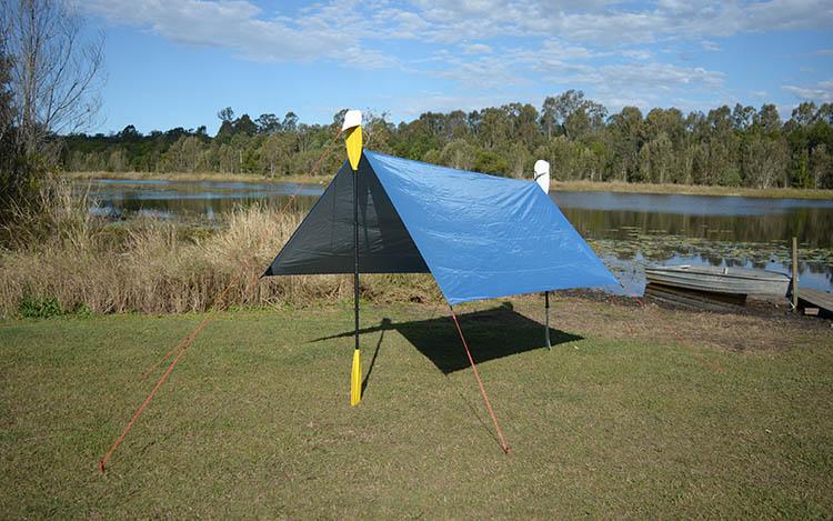 Paddle Shelter