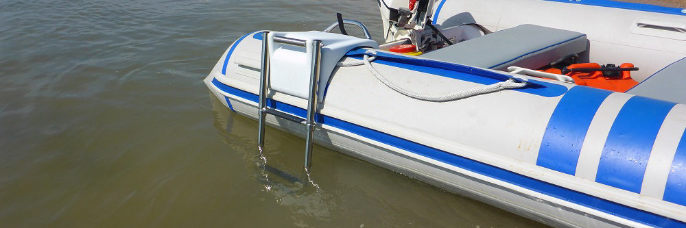 The best Inflatable boat ladder